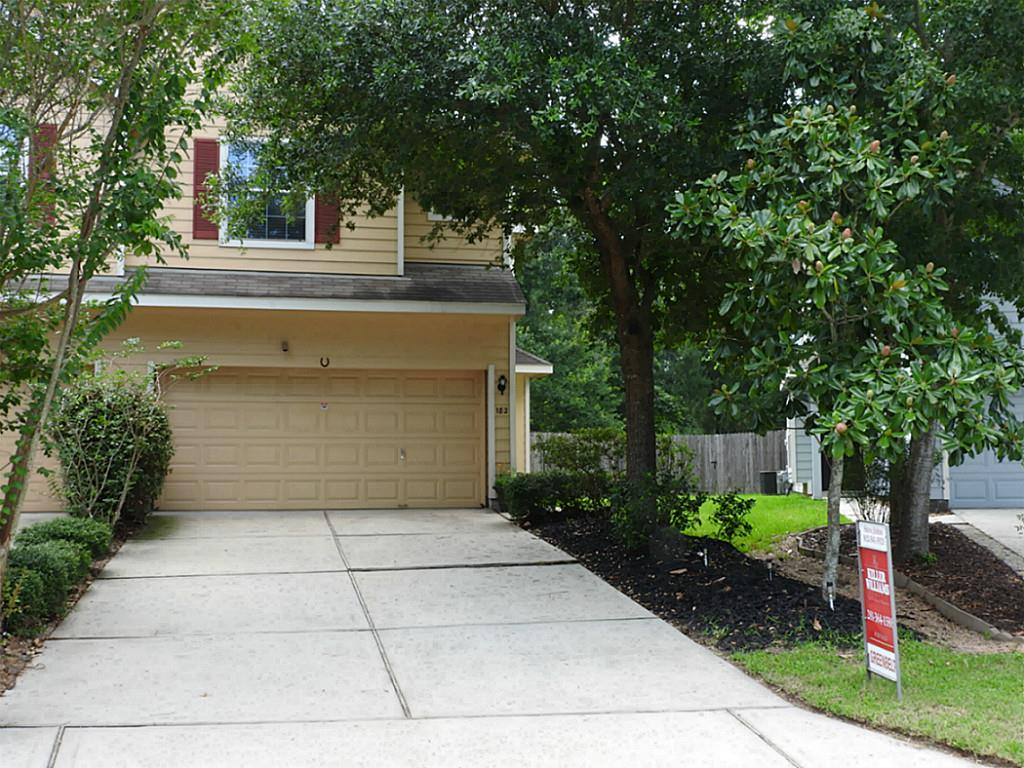 Photo of 182 W Stedhill Loop  The Woodlands  TX