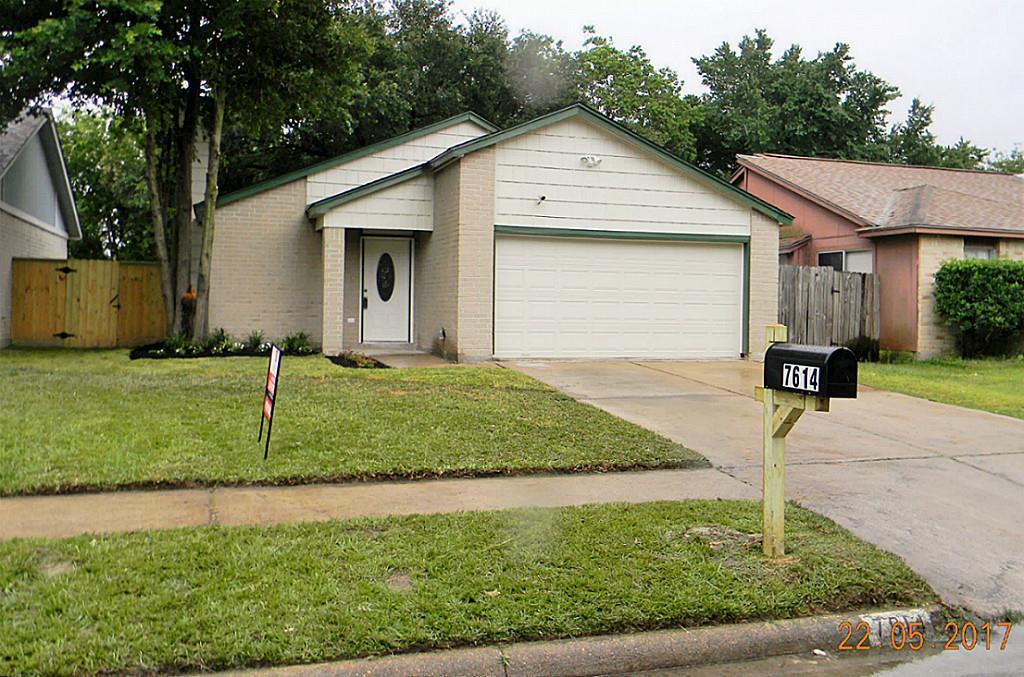 Photo of 7614 SW Lemma Drive  Houston  TX