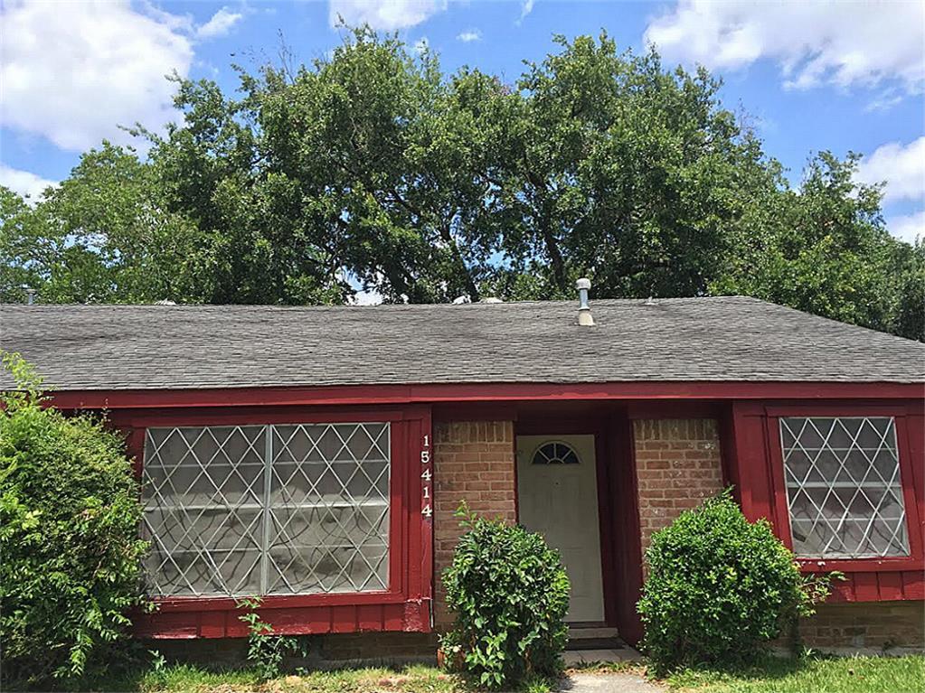 Photo of 15414 W Fondren Circle  Missouri City  TX