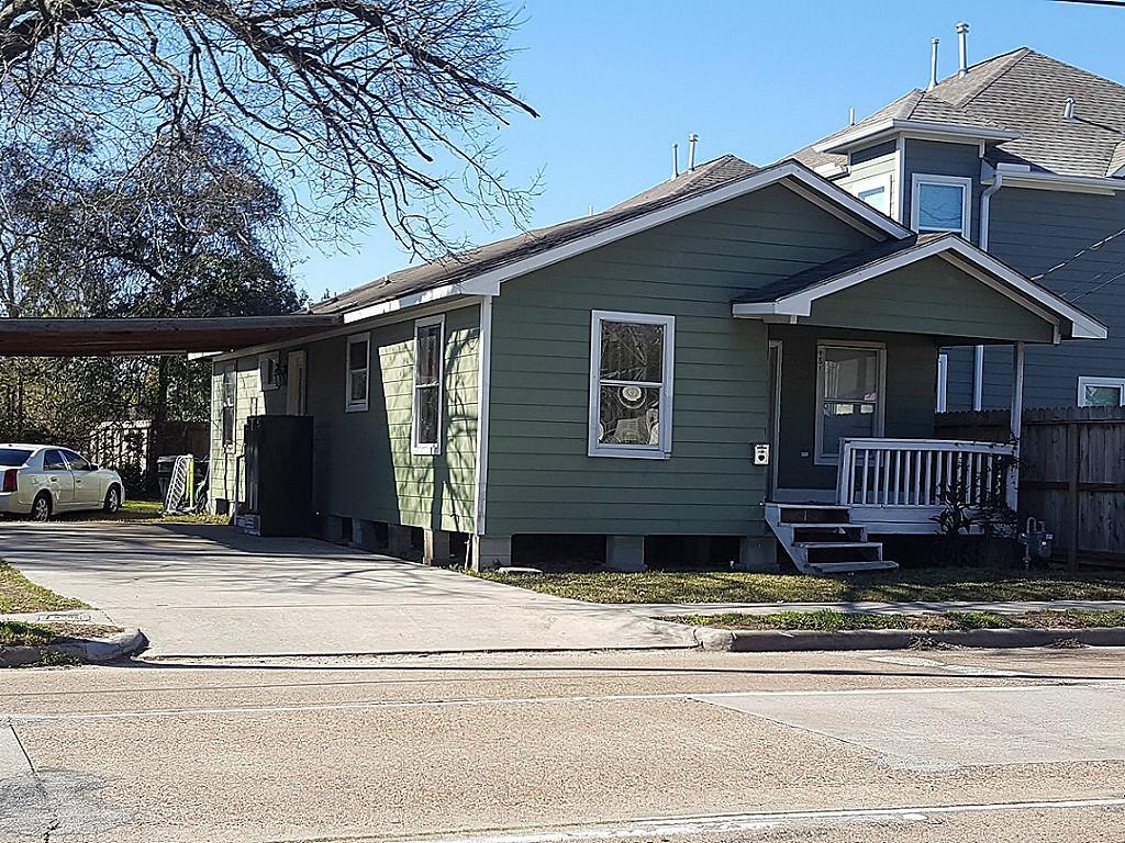 Photo of 4813 Hardy Street  Houston  TX