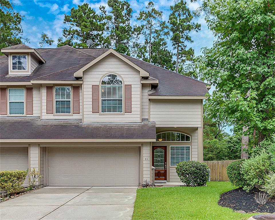 Photo of 71 Benedict Canyon  The Woodlands  TX