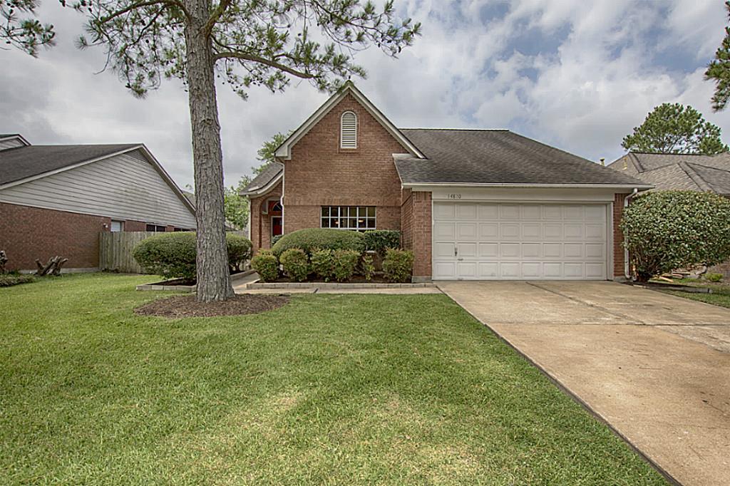 Photo of 14810 Flowerwood Drive  Houston  TX