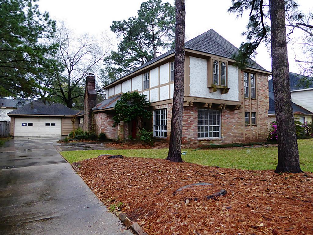 Photo of 7810 Hurst Forest Drive  Humble  TX