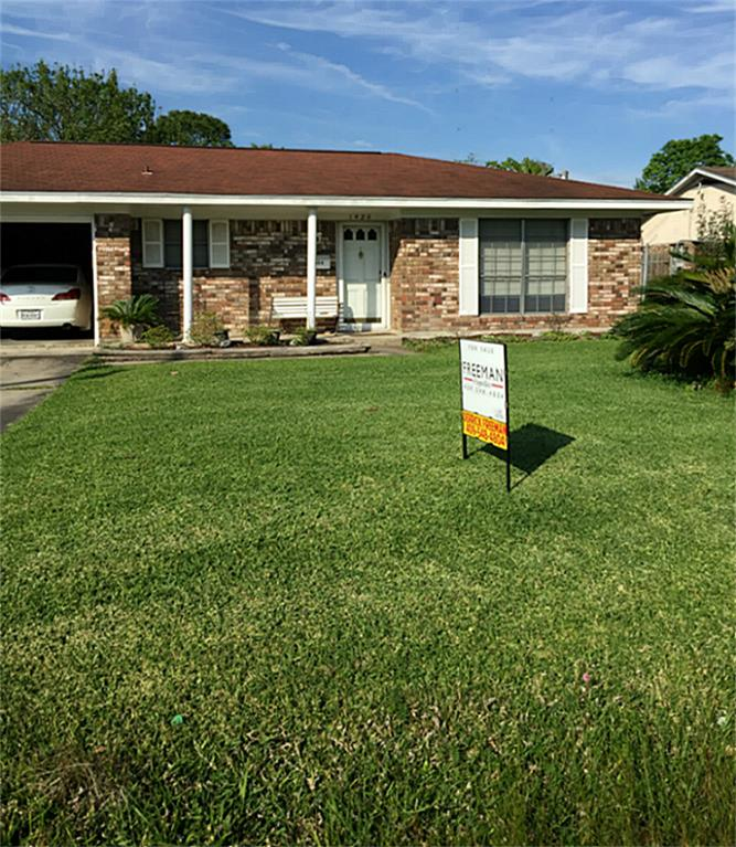 Photo of 1424 Vera Drive  Port Arthur  TX