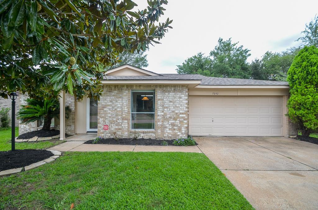 Photo of 7642 Western Oak Lane  Houston  TX