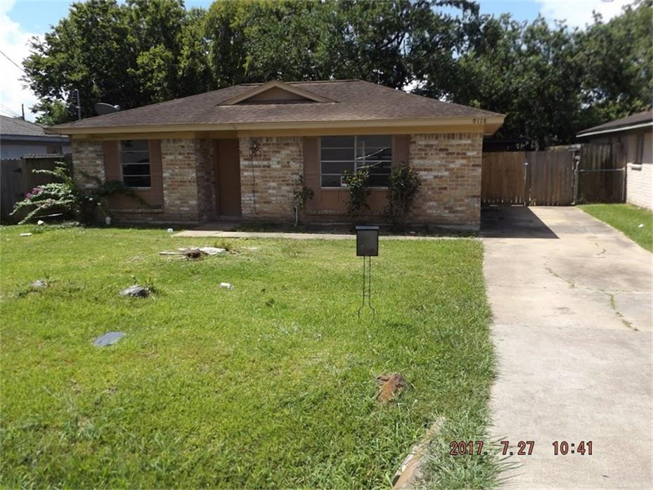 Photo of 9118 Arledge Street  Houston  TX