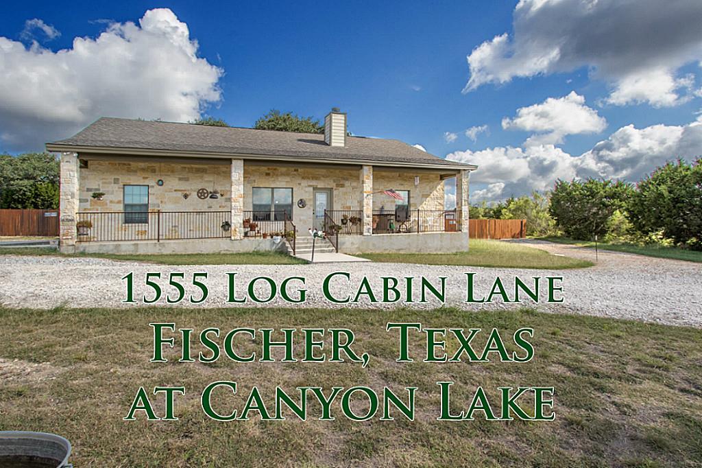 Photo of 1555 Log Cabin Lane  Fischer  TX