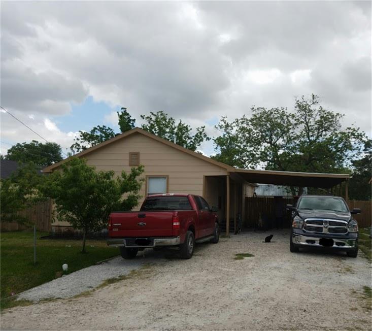 Photo of 14548 Gainesville Street  Houston  TX