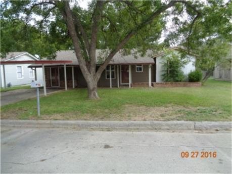 Photo of 912 Hackamore Street  White Settlement  TX