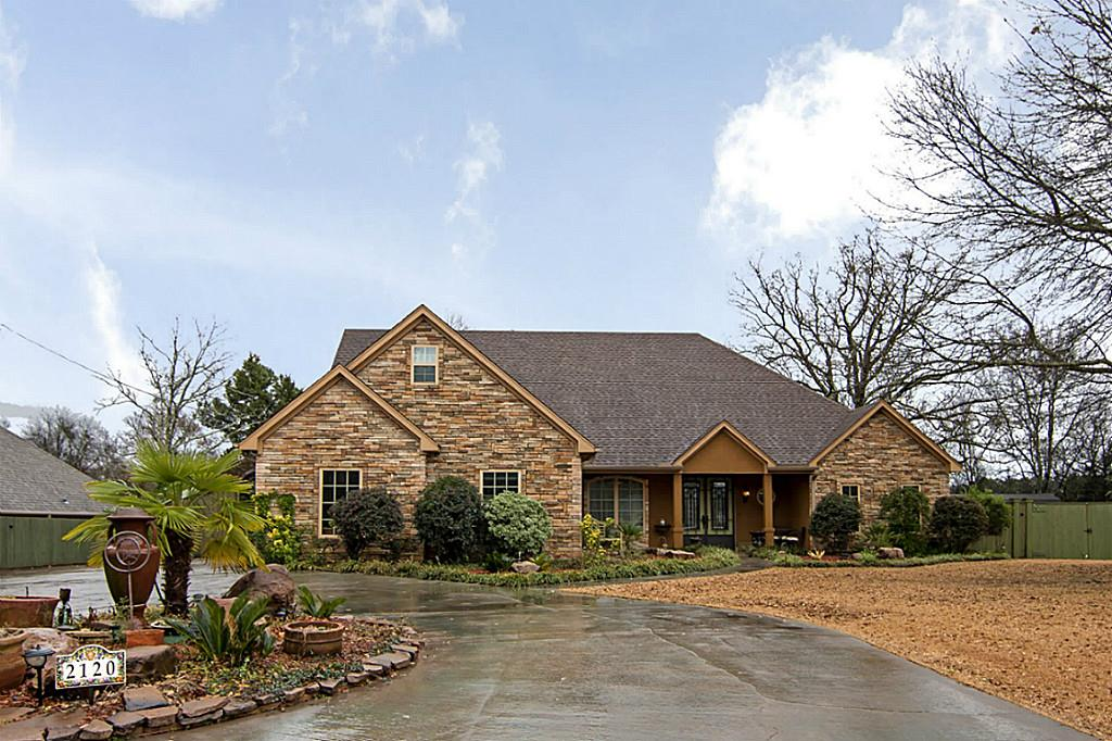 Photo of 2120 Page Road  Longview  TX