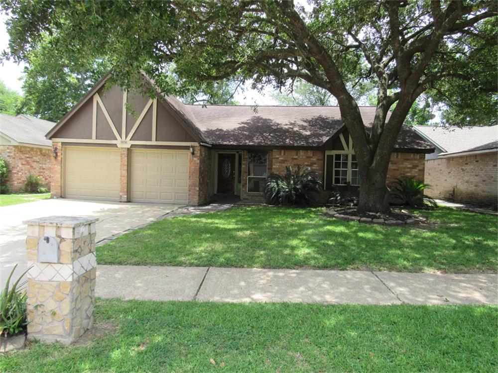 Photo of 5830 Skewen Street  Humble  TX