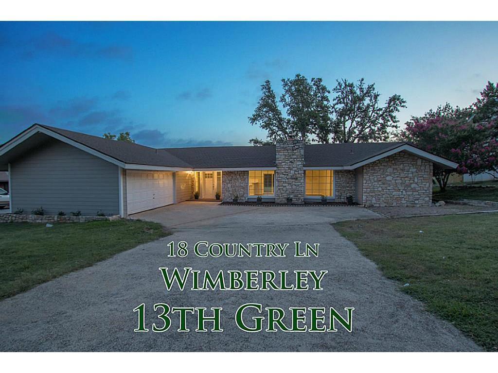 Photo of 18 Country Lane  Woodcreek  TX