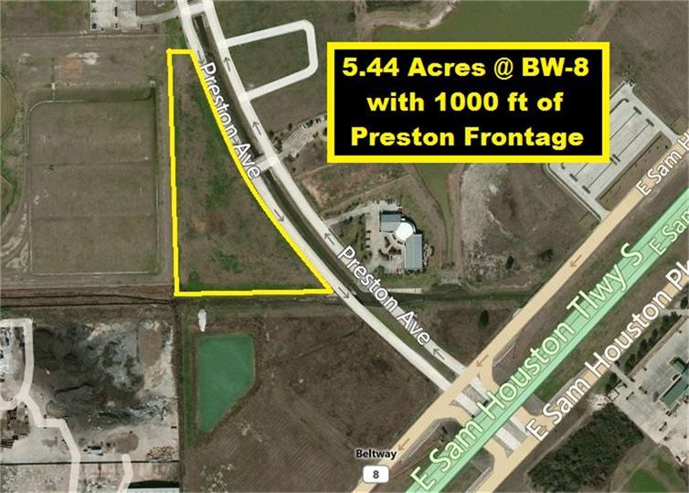 Preston & Beltway 8 # 1-2, Pasadena, TX 77505