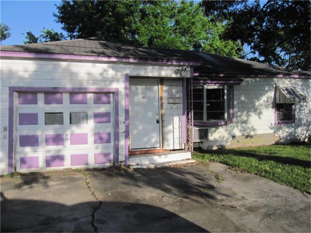 Photo of 6807 Goforth Street  Houston  TX