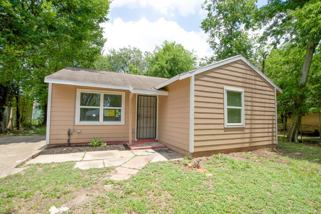 Photo of 4109 Mallow Street  Houston  TX