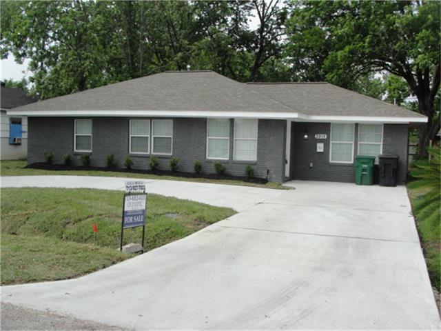 Photo of 3919 Faulkner Street  Houston  TX