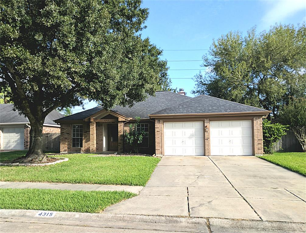 Photo of 4315 Morris Court  Pearland  TX