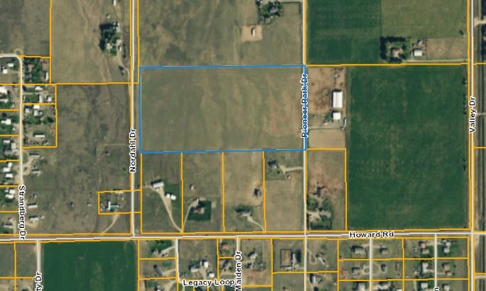 20 acres by Helena, Montana for sale