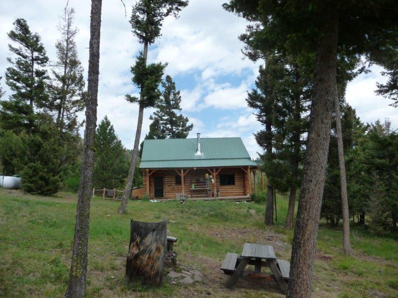 40 acres Helmville, MT