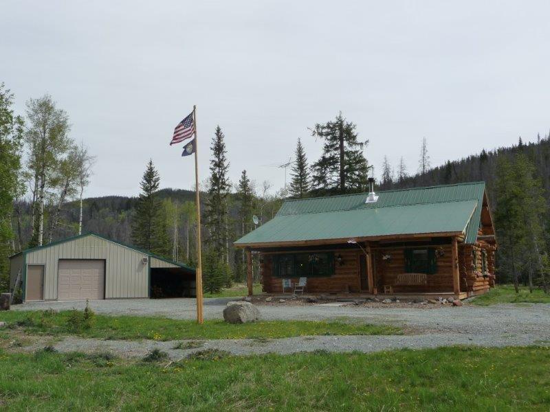 Basin Creek Rd, Basin/Bernice, MT 59634