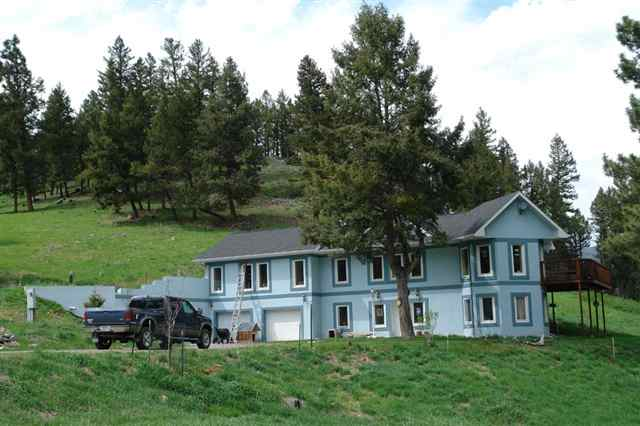 92 acres Helmville, MT