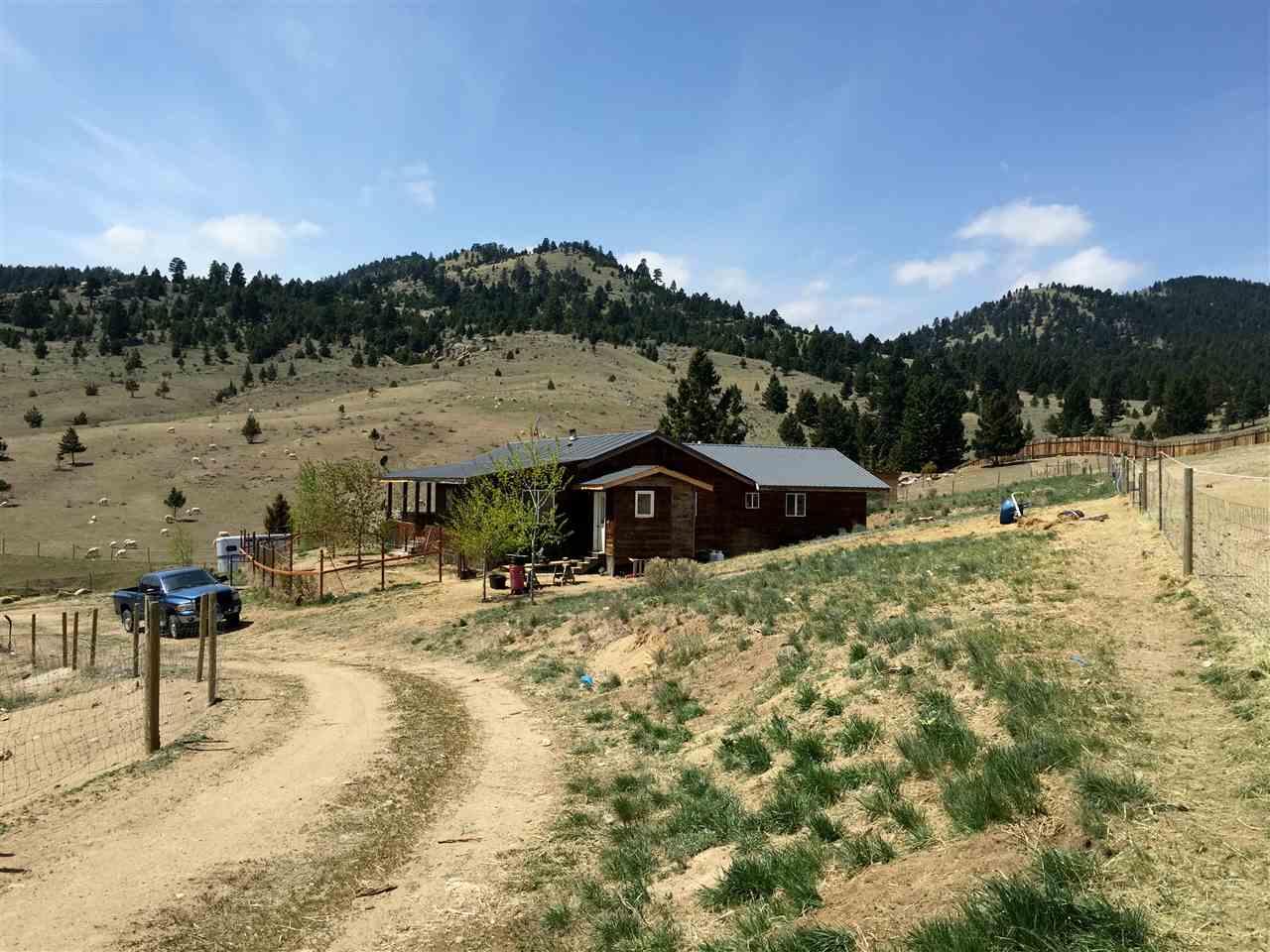 1 Bitterroot Ln, Boulder, MT 59632