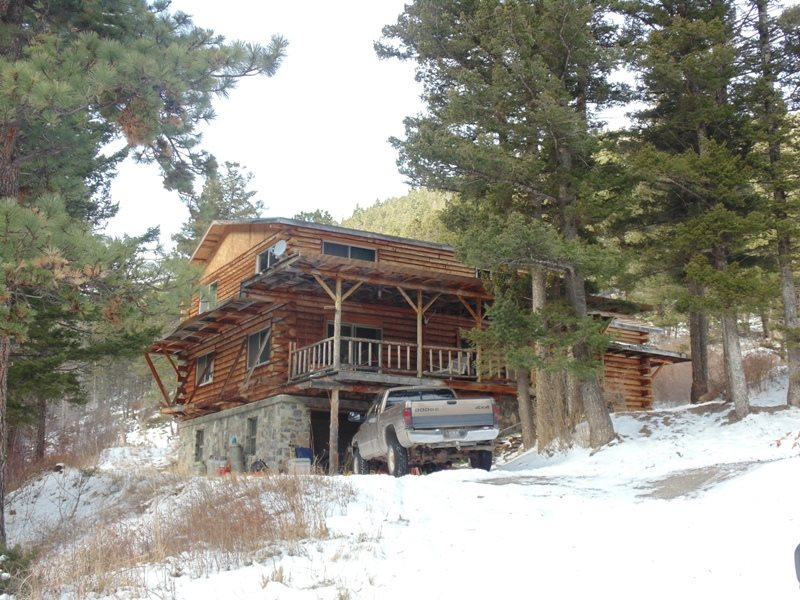 Photo of 3570 Gladstone Creek Rd  Wolf Creek  MT