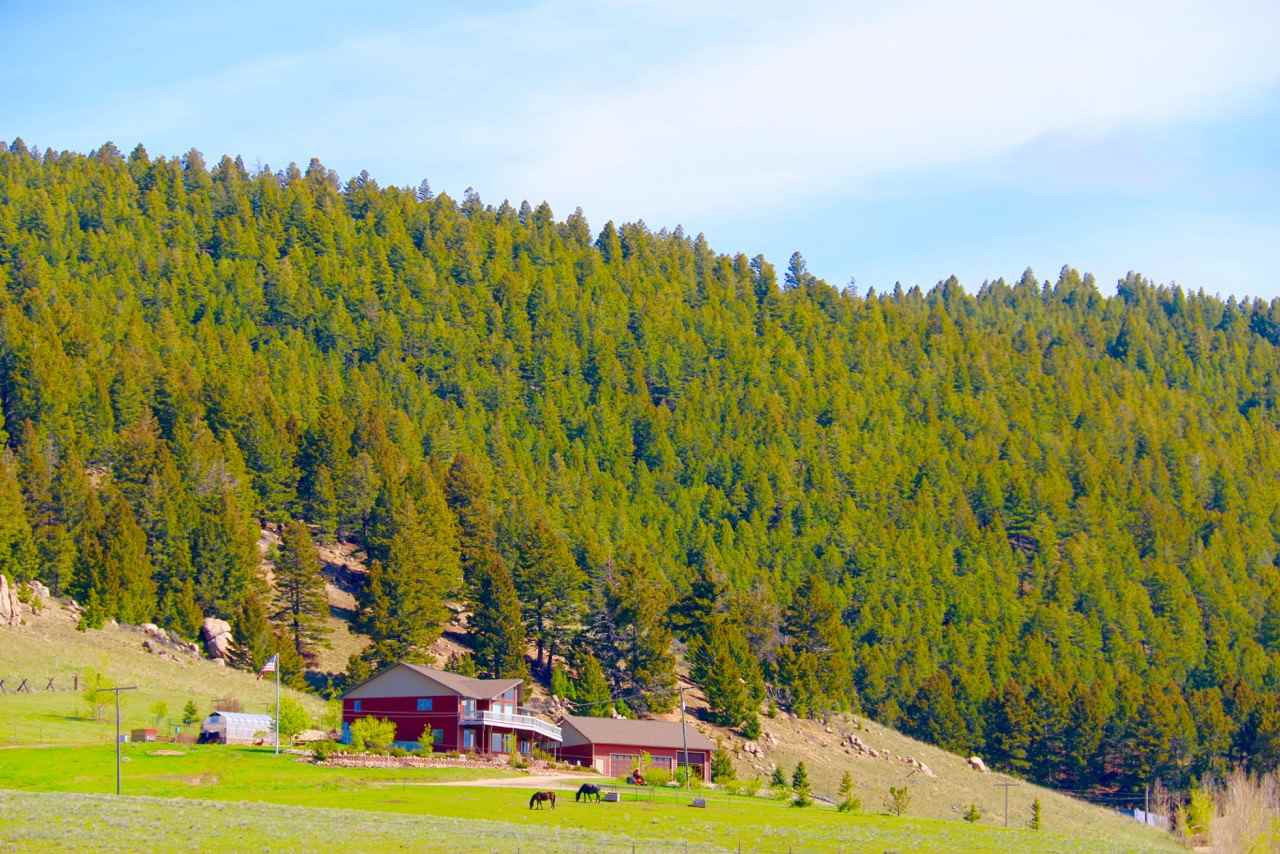 Image of Residential for Sale near Butte, Montana, in Silver Bow County: 20 acres