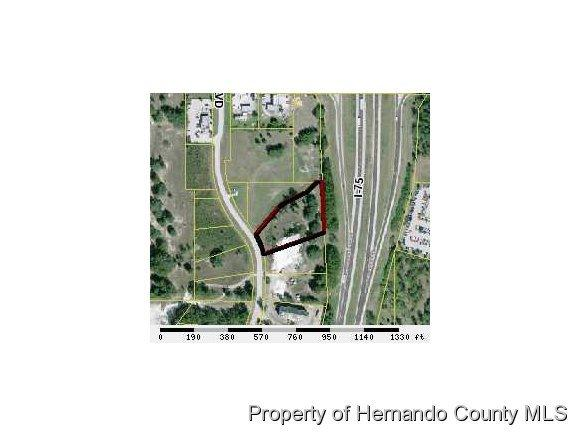 Image of Commercial for Sale near Brooksville, Florida, in Hernando County: 1.45 acres