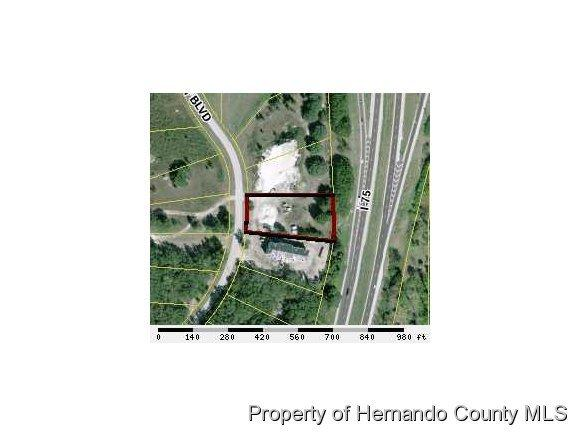 Image of Commercial for Sale near Brooksville, Florida, in Hernando County: 1.28 acres
