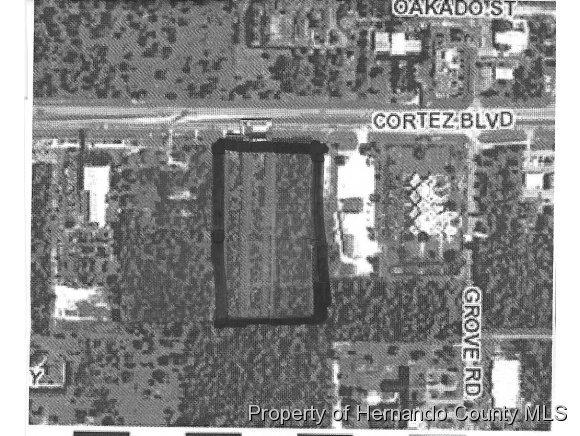 Image of Commercial for Sale near Brooksville, Florida, in Hernando County: 7.9 acres