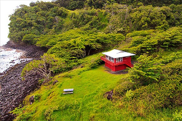 15.86 acres by Laupahoehoe, Hawaii for sale