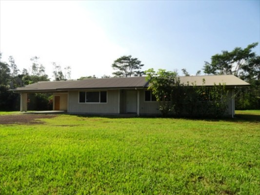 Real Estate for Sale, ListingId: 26884424, Keaau, HI  96749