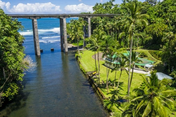 9.02 acres by Hilo, Hawaii for sale