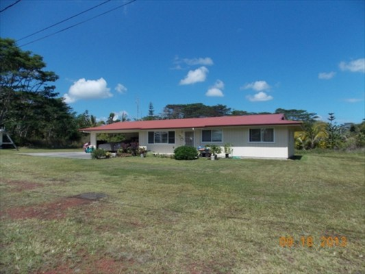 Real Estate for Sale, ListingId: 25316943, Keaau, HI  96749