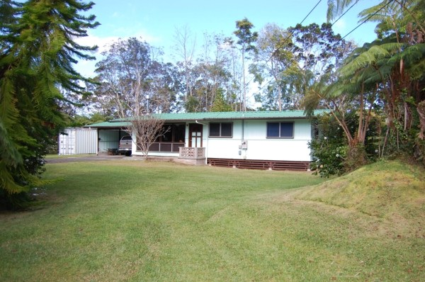 Single Family Home for Sale, ListingId:26800299, location: 19-4790 AMAUMAU RD Volcano 96785