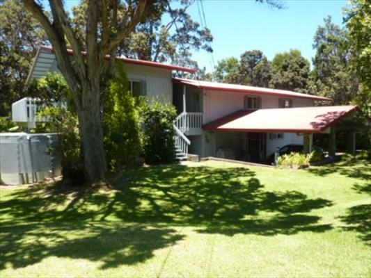 Single Family Home for Sale, ListingId:29692460, location: 99-1719 PUKEAWE CIR Volcano 96785