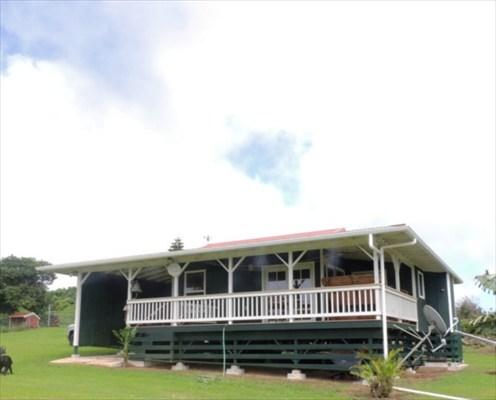 7.28 acres by Naalehu, Hawaii for sale