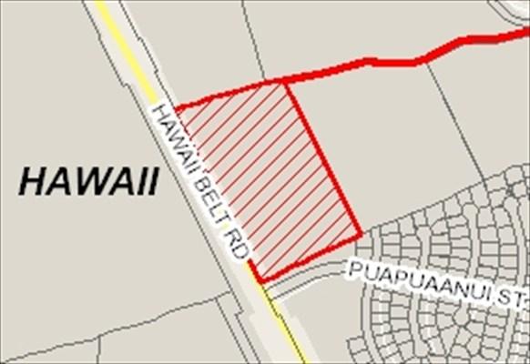Land for Sale, ListingId:30964700, location: Kailua Kona 96740