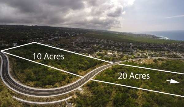 Land for Sale, ListingId:31864159, location: Laaloa Kailua Kona 96740