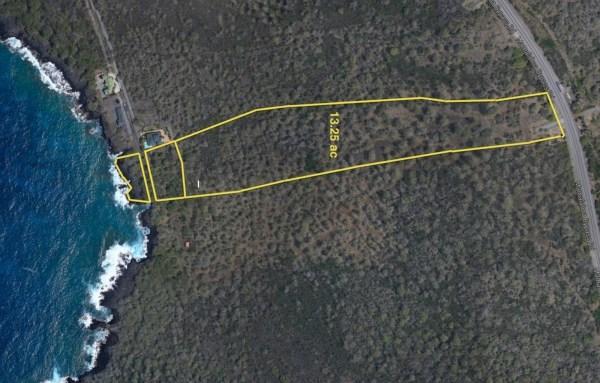 Land for Sale, ListingId:33902675, location: Keauhou-Kainaliu Rd. Kailua Kona 96740