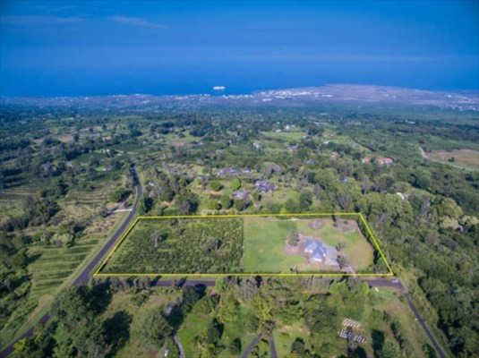 Real Estate for Sale, ListingId: 34507329, Holualoa,HI96725