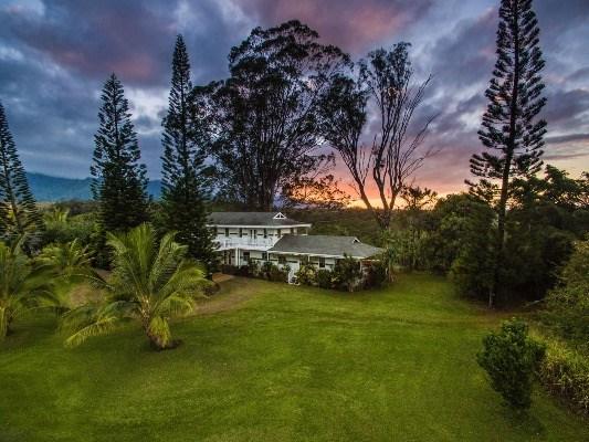 5150 Kahiliholo Rd Kilauea, HI 96754