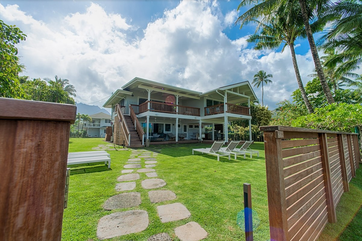 Golf Course property for sale at 5380 WEKE RD, Hanalei Hawaii 96714