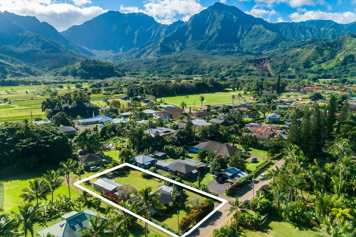New Listings property for sale at 5243 WEKE RD, Hanalei Hawaii 96714