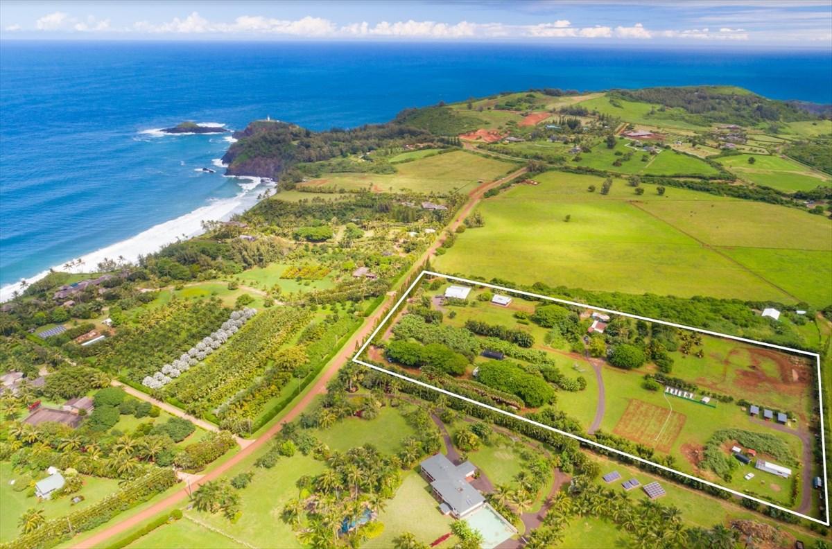 2671 Kauapea Rd Kilauea, HI 96754