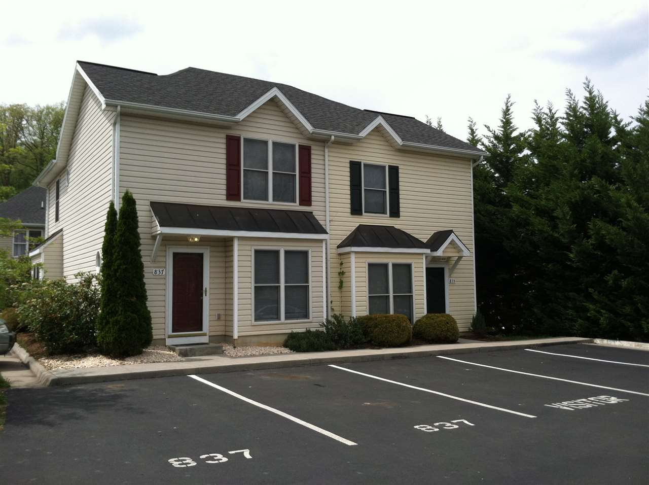 Rental Homes for Rent, ListingId:36298565, location: 837 CAMELOT LN Harrisonburg 22801