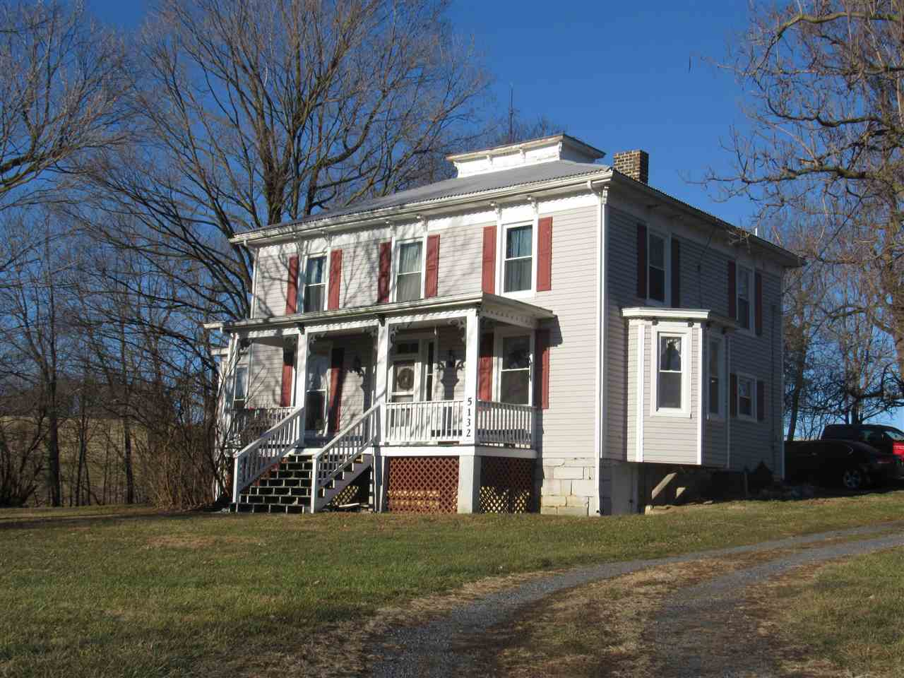 Photo of 5132 WENGERS MILL RD  LINVILLE  VA