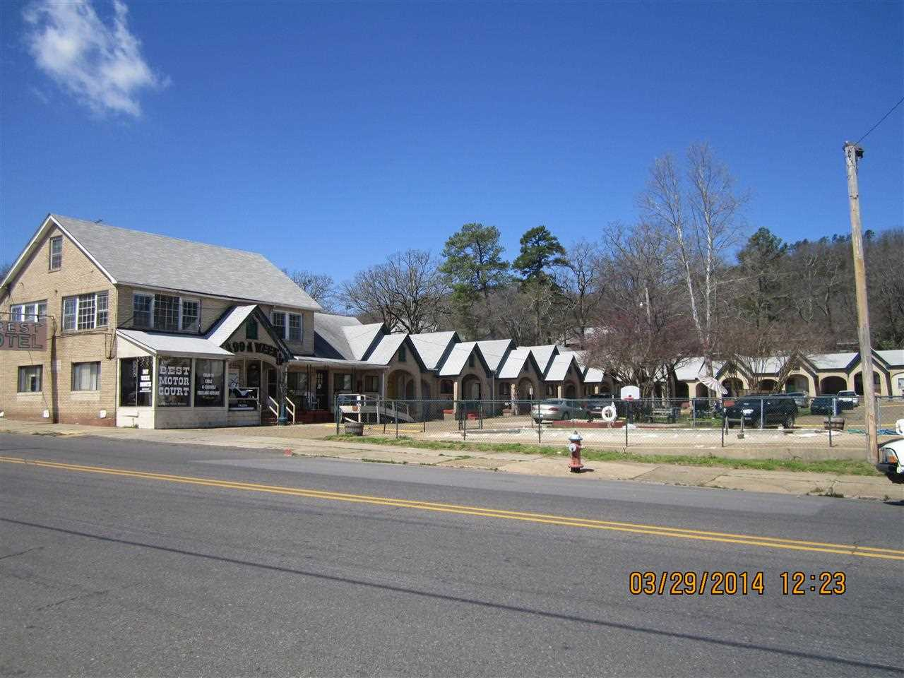 0.87 acres by Hot Springs, Arkansas for sale