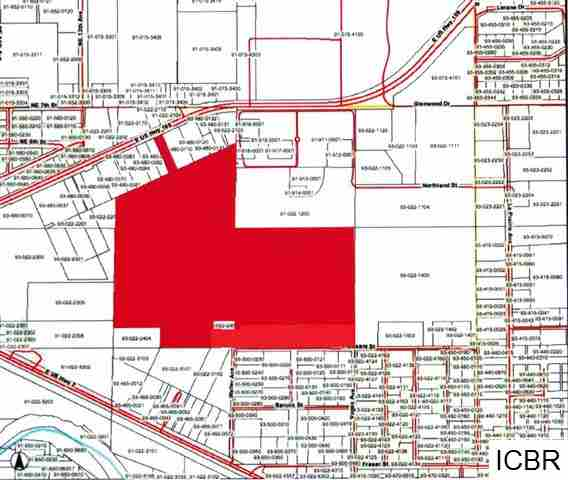 97 acres Grand Rapids, MN
